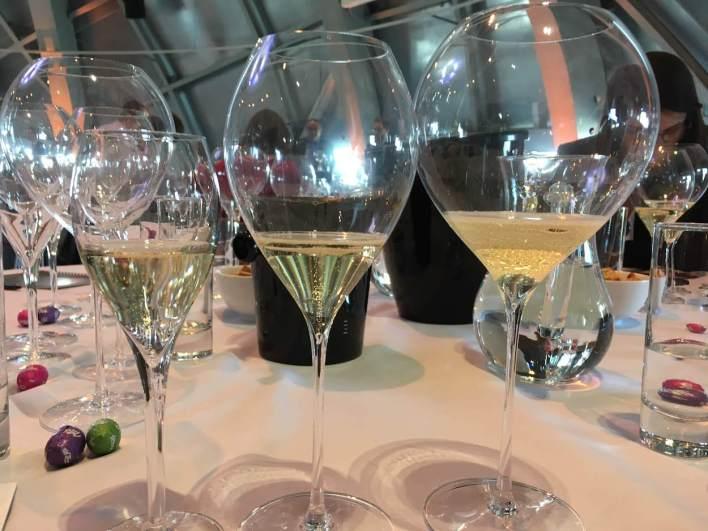 Opale 16, Jamesse Prestige Grand Champagne 45 en Jamesse Prestige Synergie 75